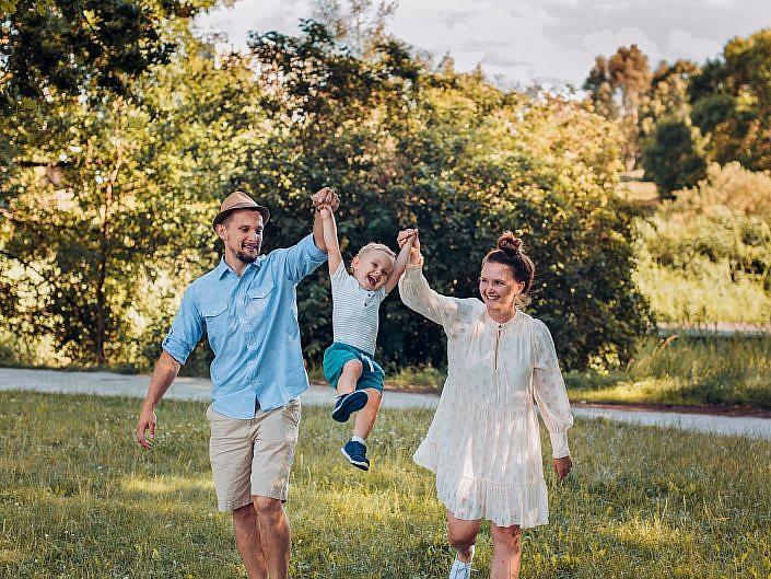 Ania, Robert i Cypek