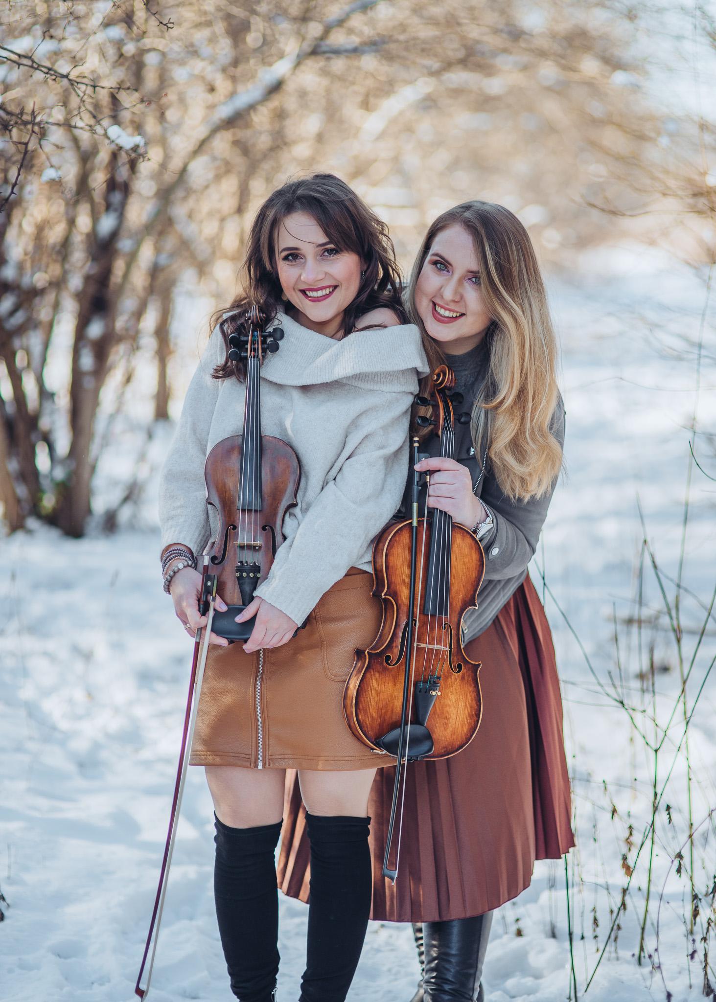sesja fotograficzna ze skrzypcami warszawa konstancin piaseczno