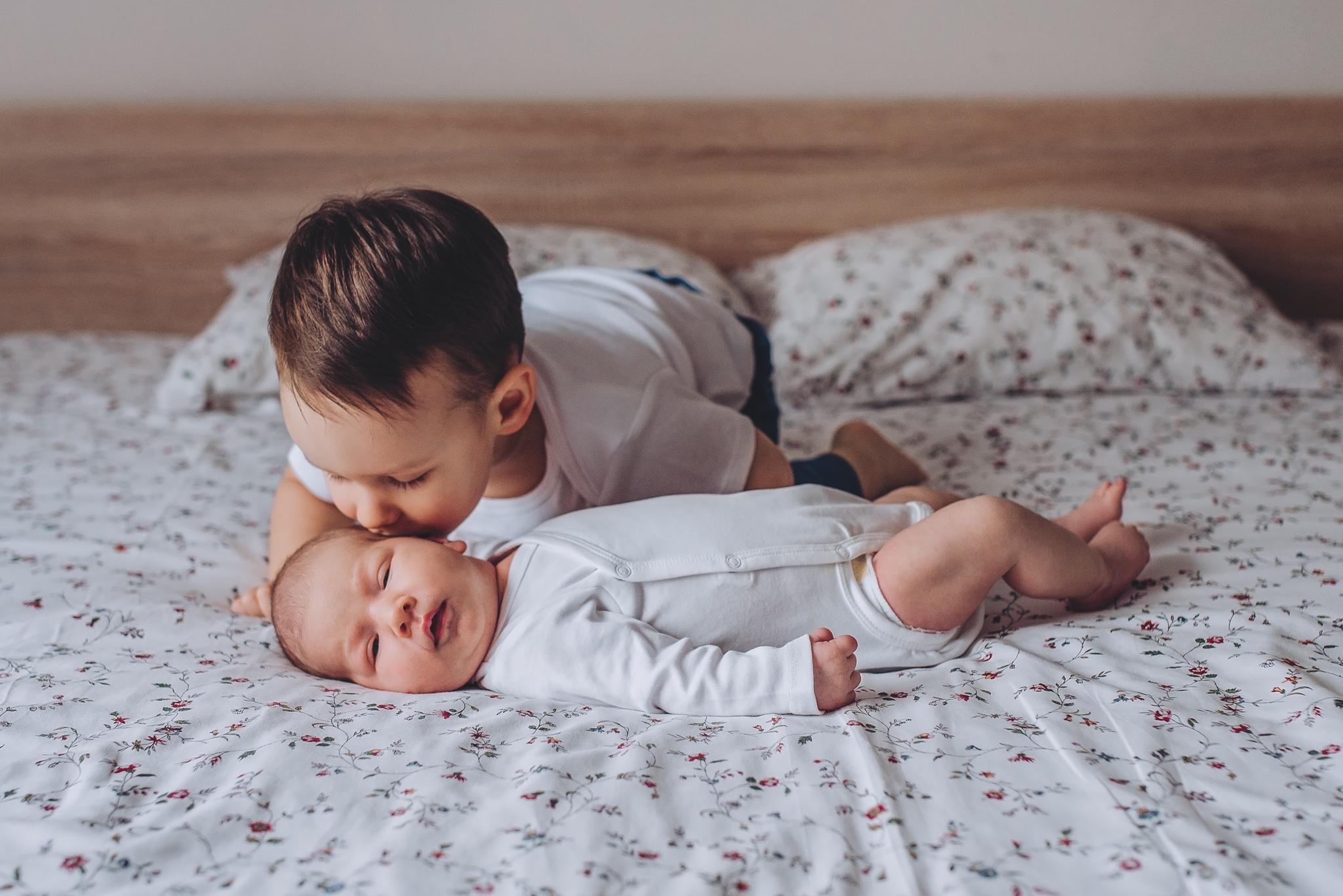 domowe zdjęcia noworodkowe konstancin warszawa piaseczno