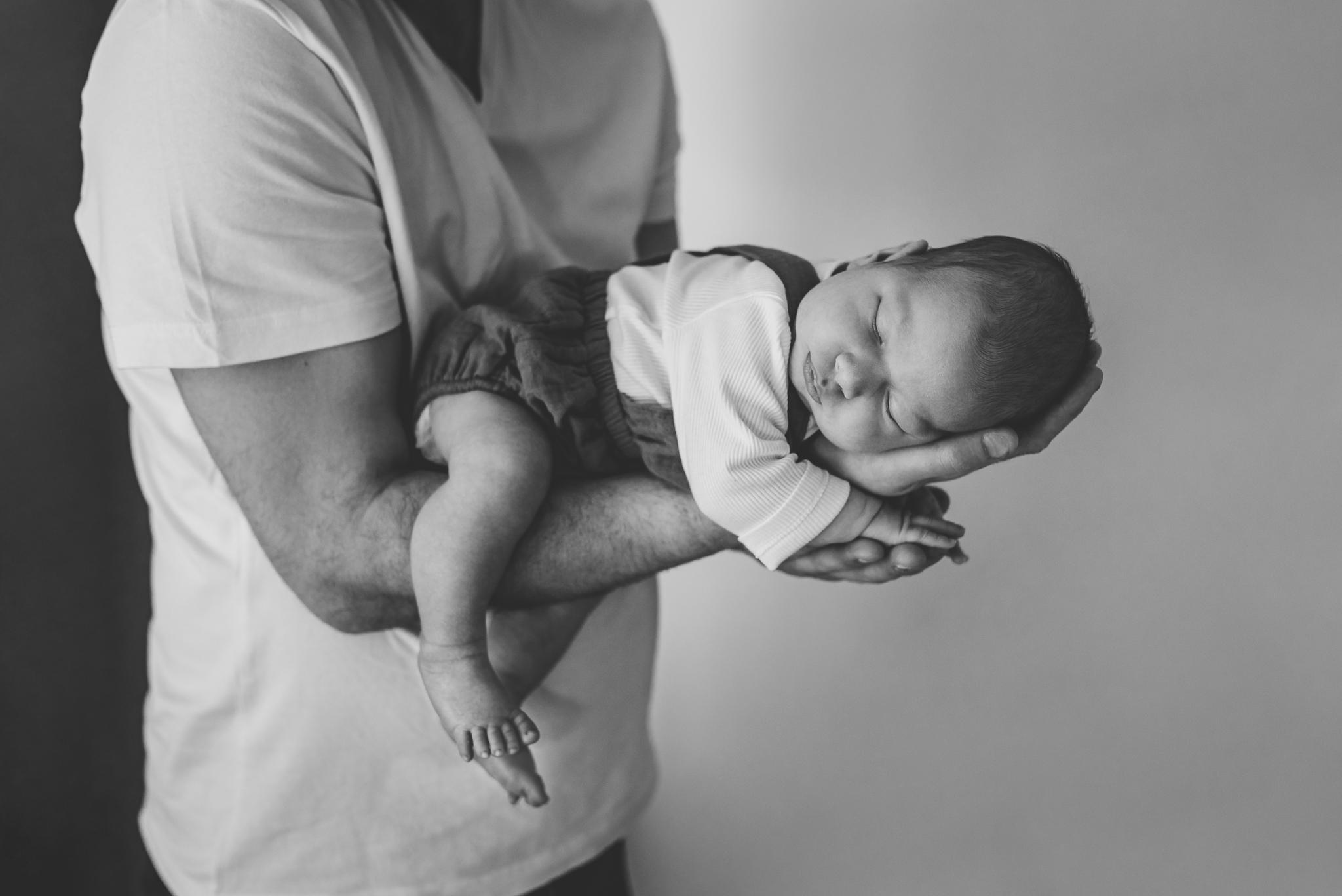 sesja noworodkowa w domu konstancin wilanow warszawa