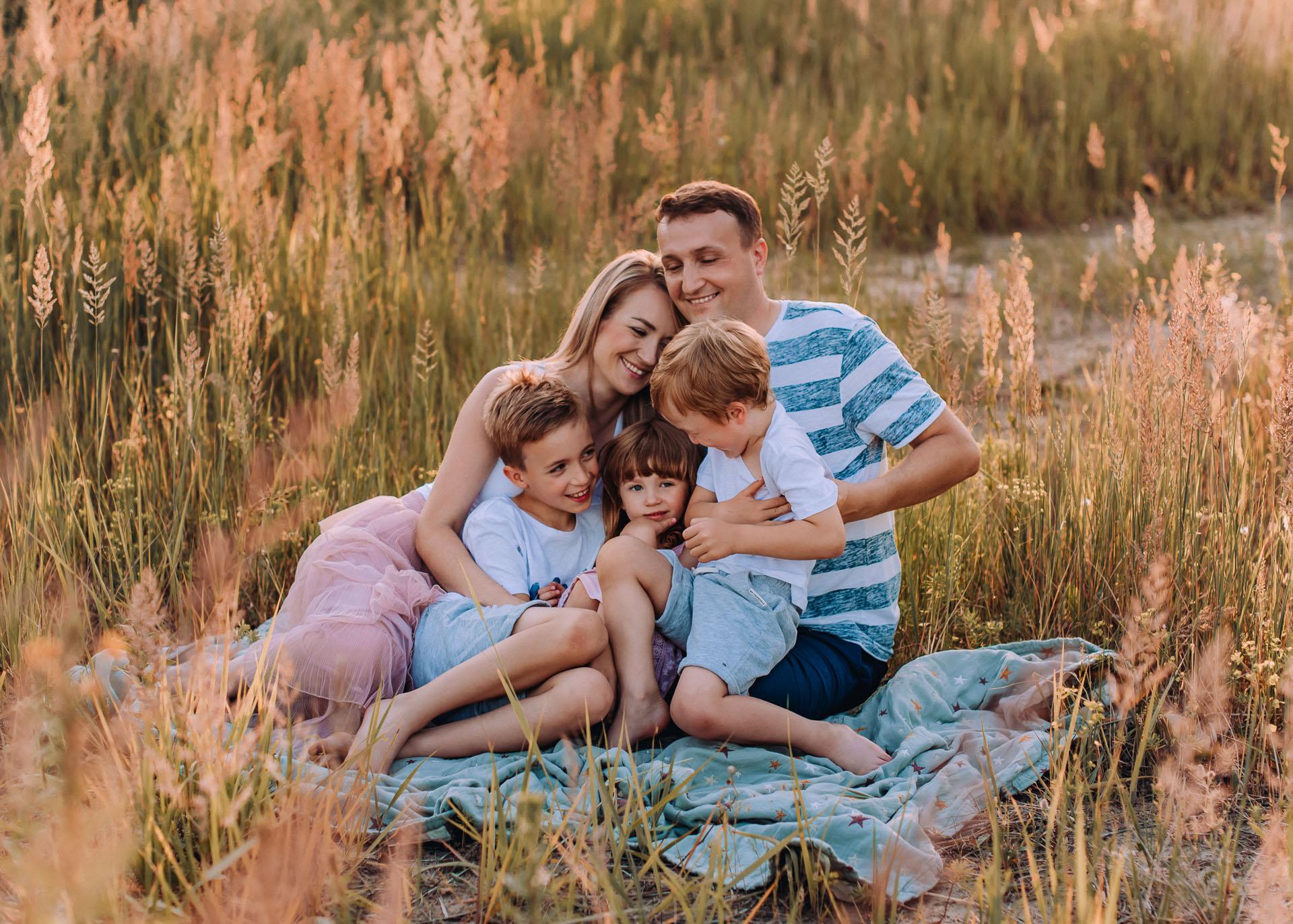 Marta Kozłowska Fotografia - sesja rodzinna